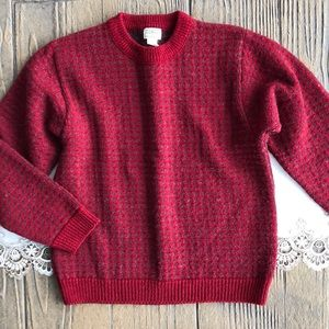 Vintage LL Bean Norwegian Fisherman's Sweater